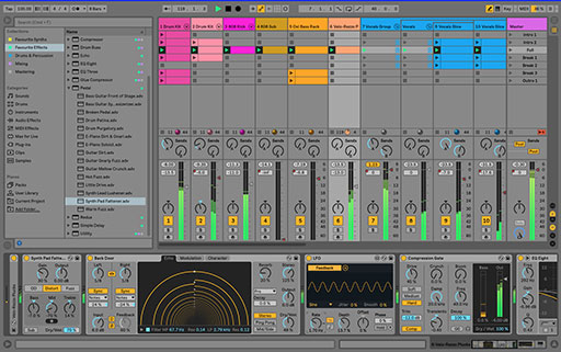 Ableton Live Suite v10.1.25 Incl Patched and Keygen-R2R