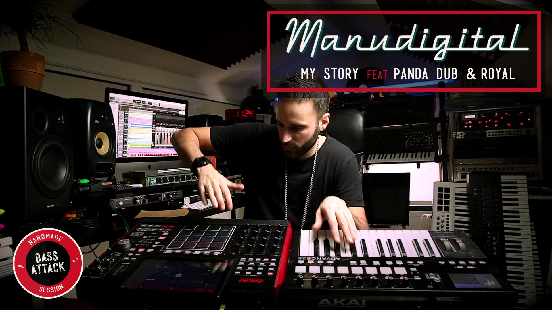 MANUDIGITAL Feat Panda Dub