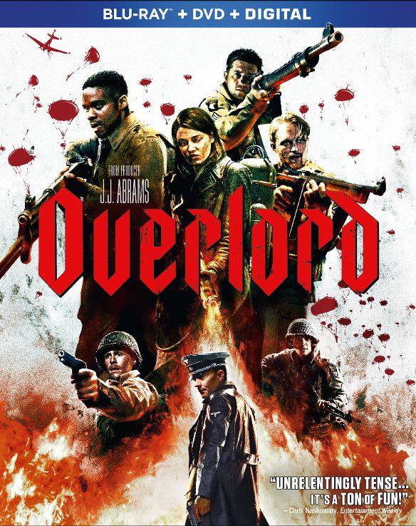 Overlord (2018) poster image