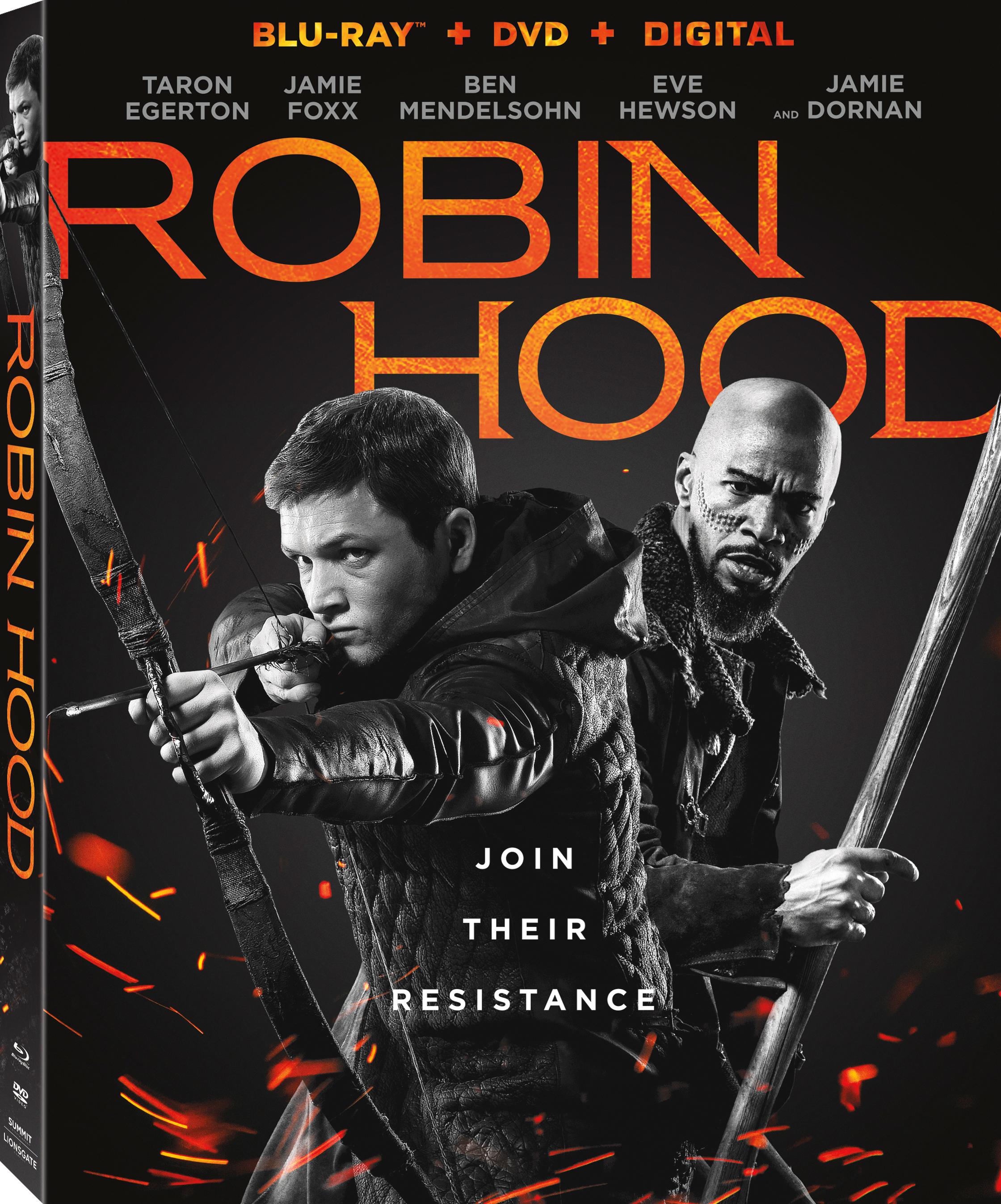 Robin Hood (2018) poster image