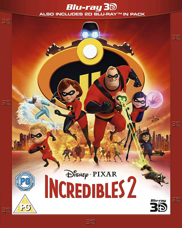 Incredibles 2 poster image