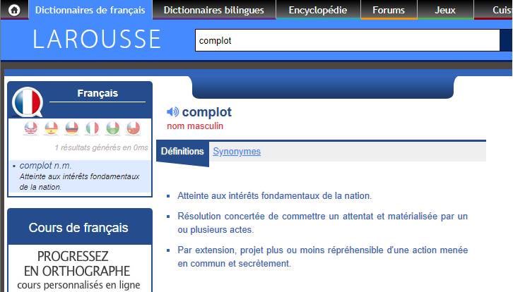 complotisme - Page 3 190208075945723192