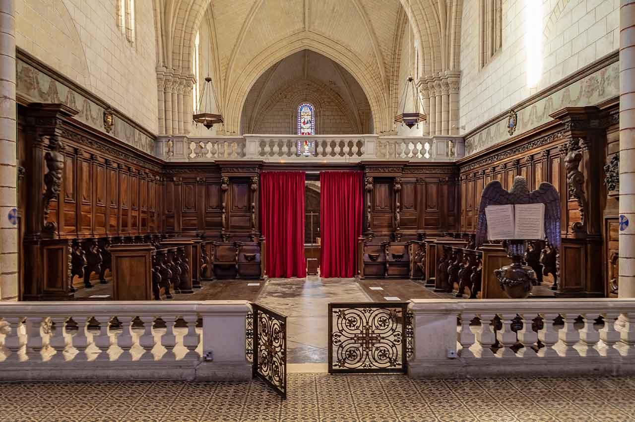 Abbaye De Bassac 190209061304739113