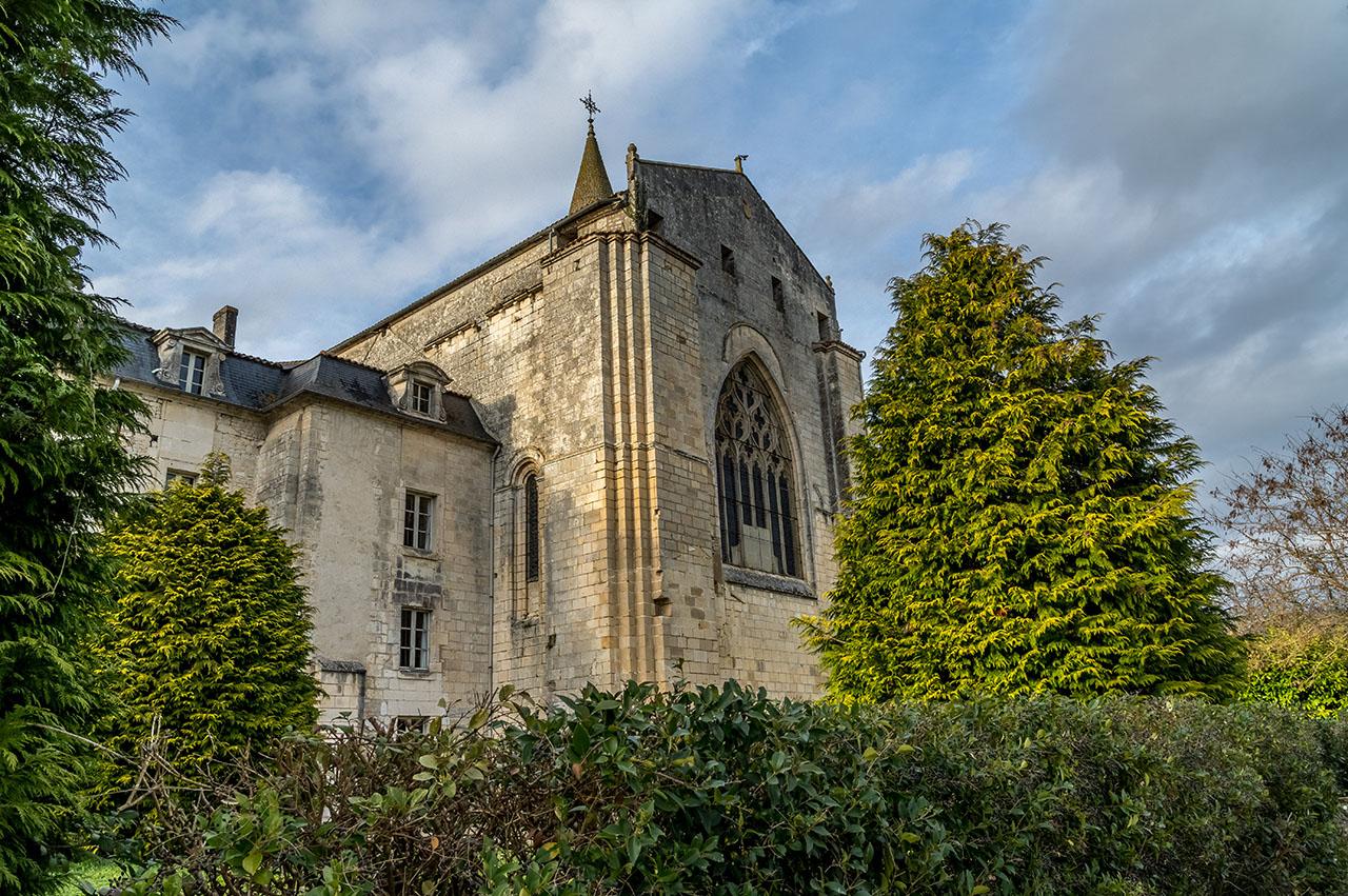 Abbaye De Bassac 190209061312969375
