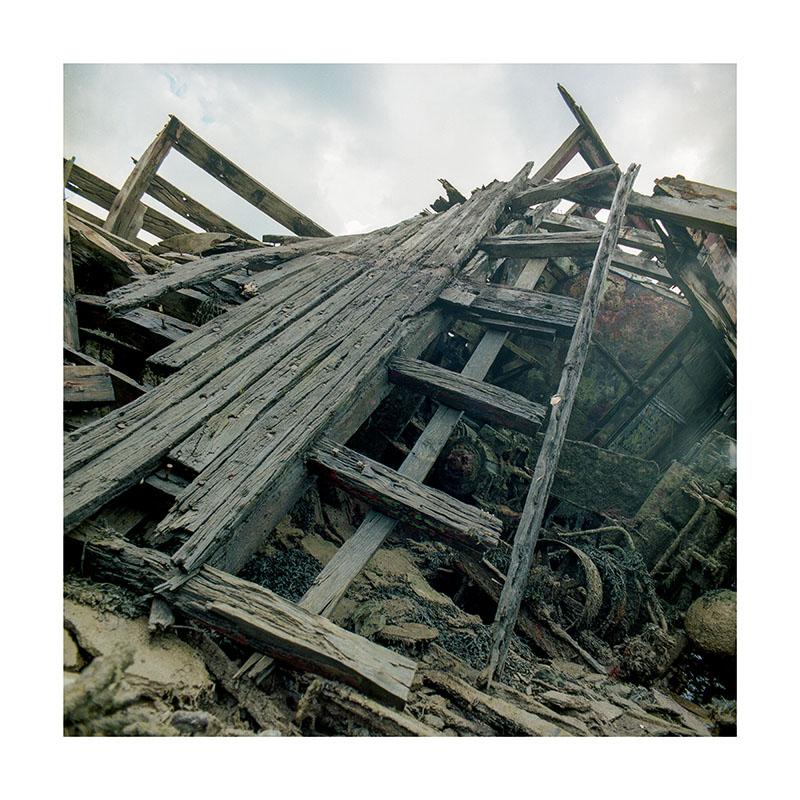 scan Bateau Passagère Ruine