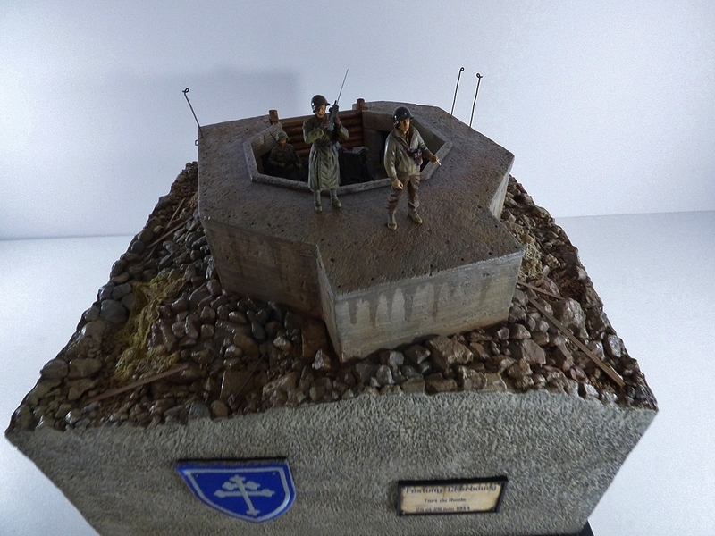 """Festung CHERBOURG """"Fort du Roule"""" 79th ID 25/26 JUIN 1944  - Page 4 190210084443845375"""