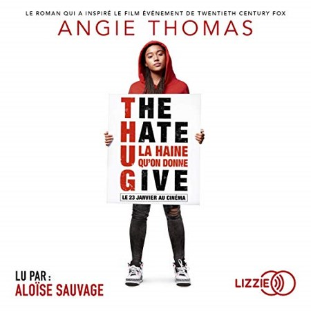 [Audio] Angie Thomas - The Hate U Give