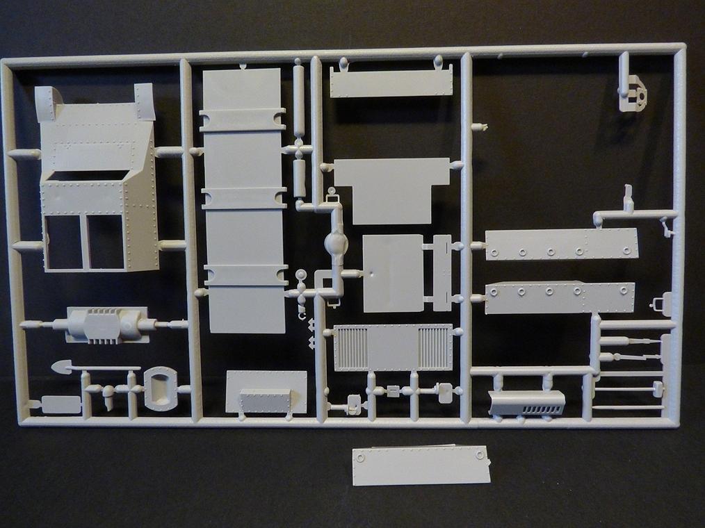 15 cm sFH.13/1 auf Geschutzwagen Lorraine-Schlepper Sd.Kfz. 135/1   RPM 1/35 ème  190210104820588350
