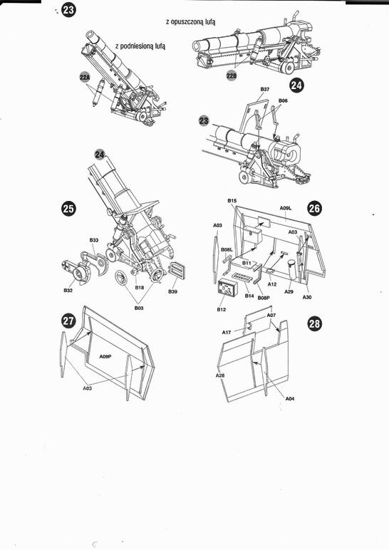 15 cm sFH.13/1 auf Geschutzwagen Lorraine-Schlepper Sd.Kfz. 135/1   RPM 1/35 ème  190210104955509558