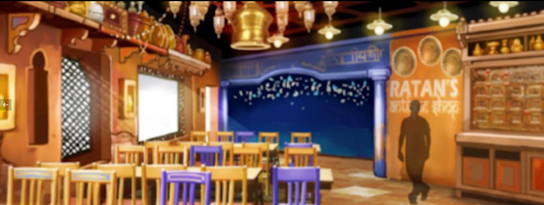 Restaurant KW 1