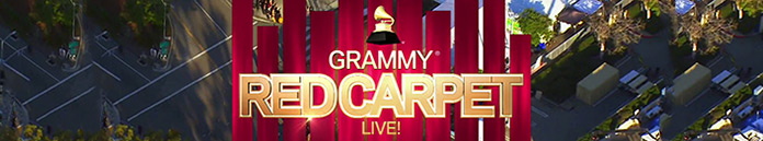 Poster for Grammy Red Carpet Live