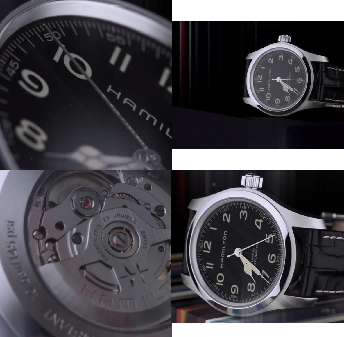 Hamilton nous sortirait enfin la fameuse Murphy's watch? (Interstellar) 190211085050439145