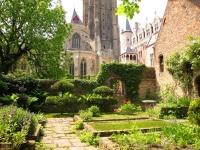 jardin clôt