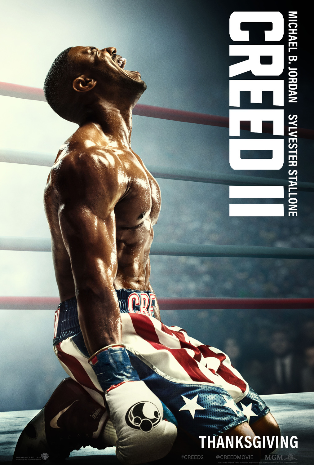 Creed II 2018 720p BluRay