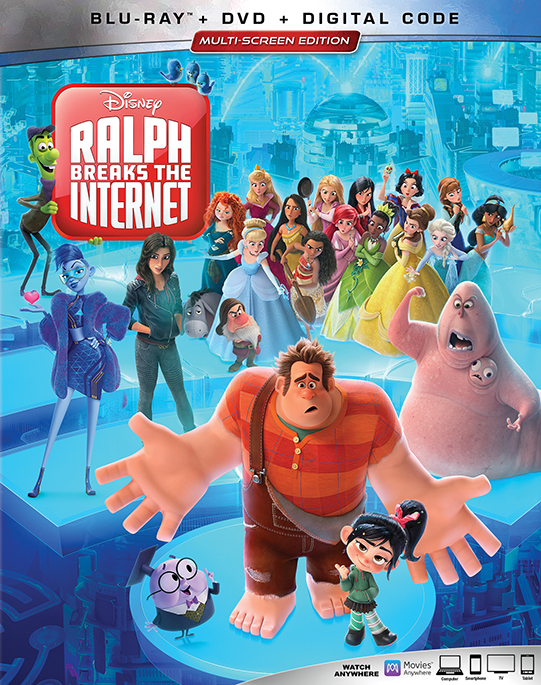 Ralph Breaks the Internet (2018) poster image