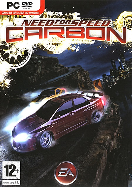 Need For Speed Carbon (2006) [PC]