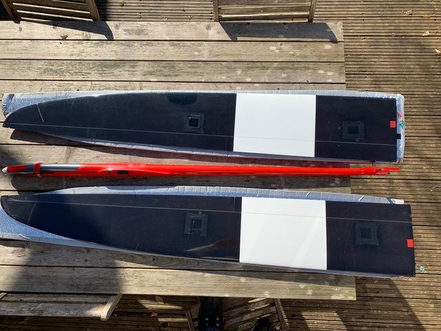 Vends Dingo F3x 2 fuselages Electro/F3B 1902141154235995