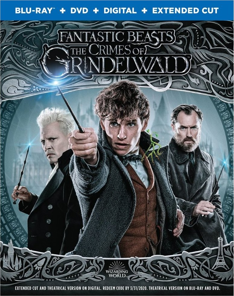 Fantastic Beasts: The Crimes of Grindelwald (2018) poster image