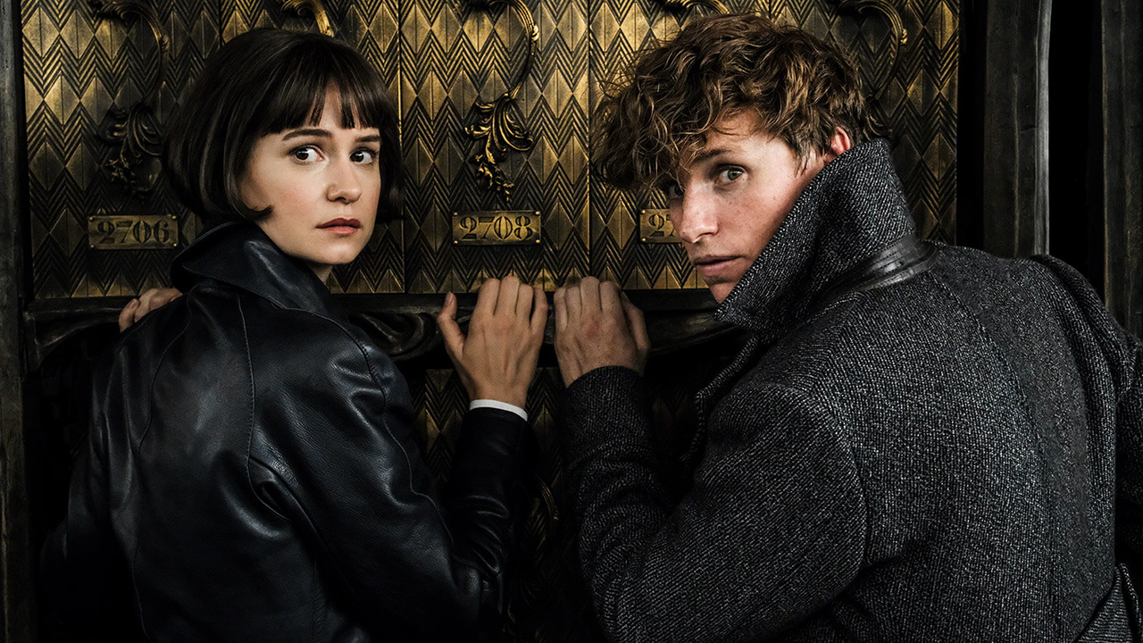 Fantastic Beasts: The Crimes of Grindelwald (2018) image