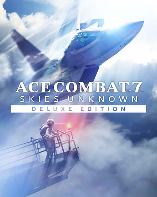 Poster for Ace Combat 7: Skies Unknown