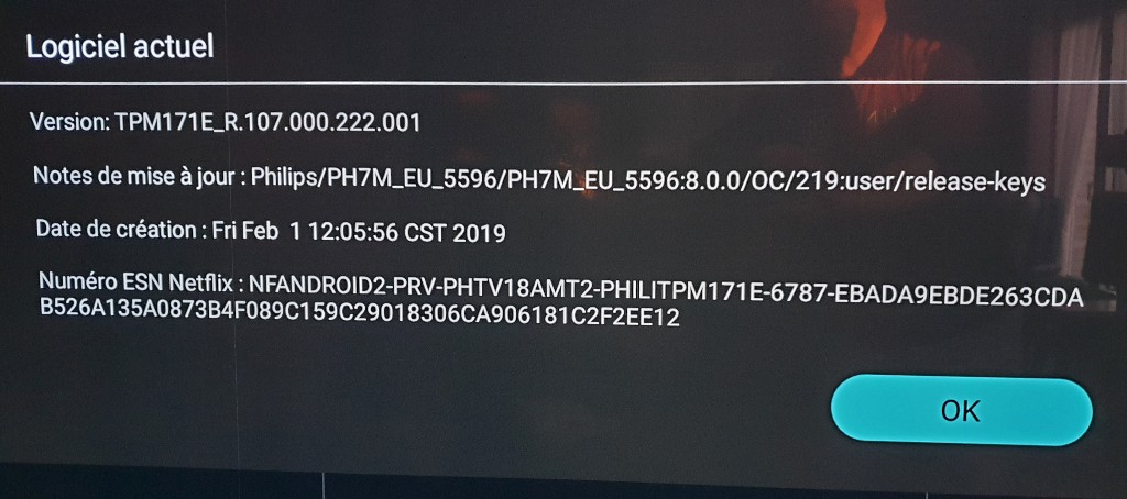 Philips: Neue Android TV 8 Oreo Firmware in Kürze (Version