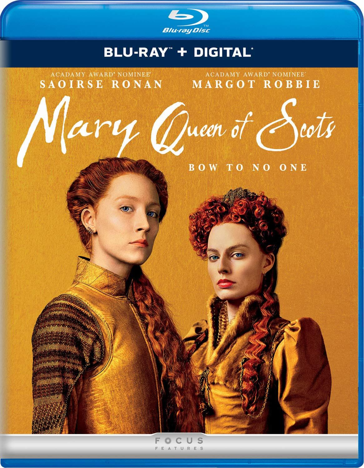 Mary Queen of Scots (2018) poster image
