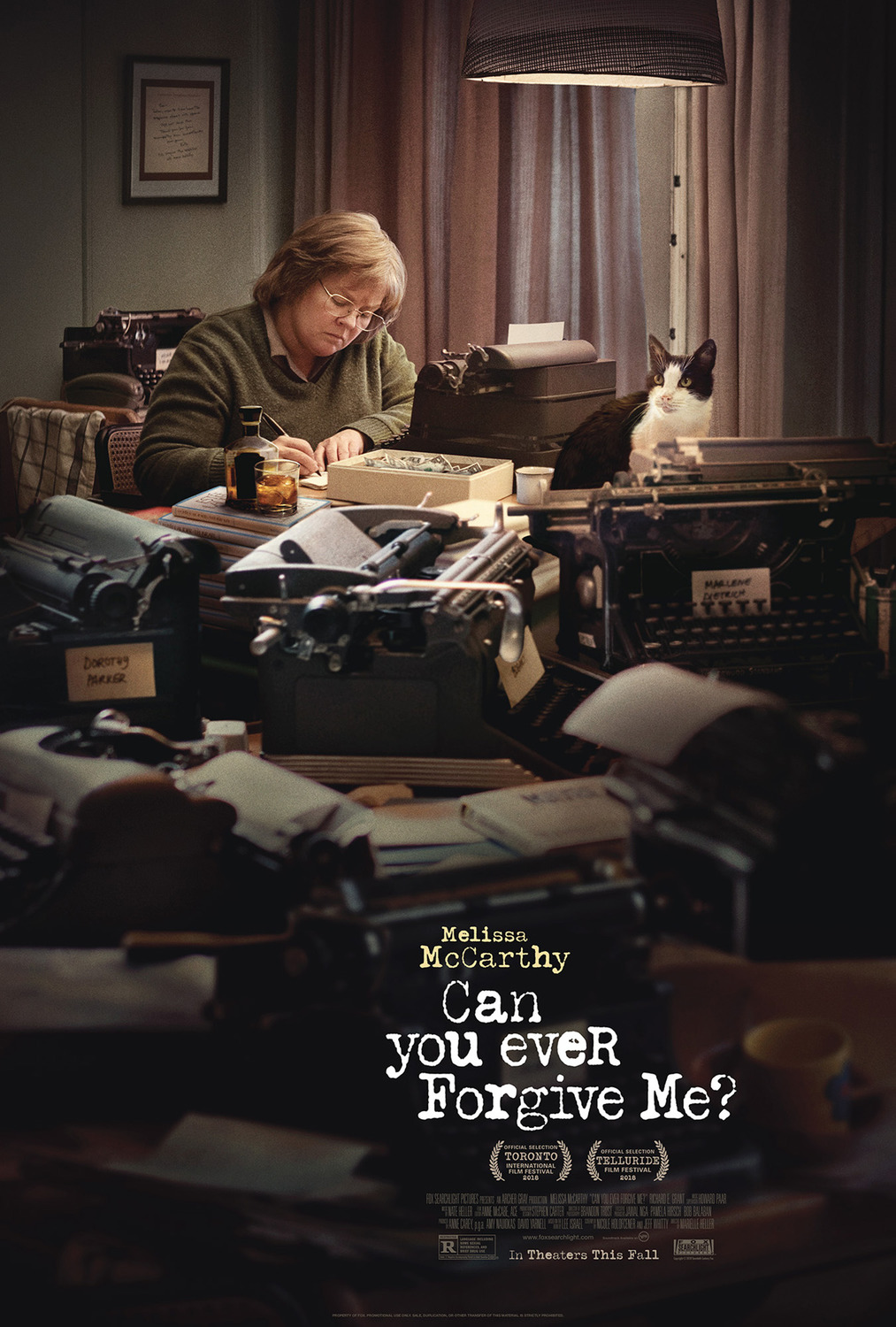 Can You Ever Forgive Me? poster image