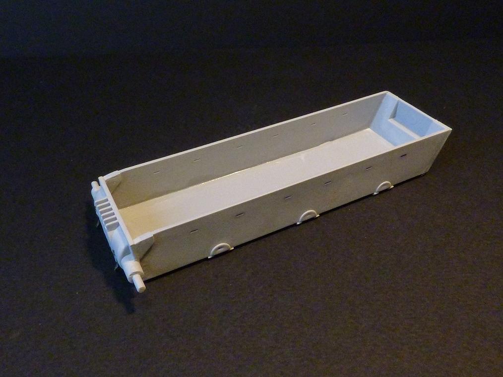 15 cm sFH.13/1 auf Geschutzwagen Lorraine-Schlepper Sd.Kfz. 135/1   RPM 1/35 ème  190217014716520369