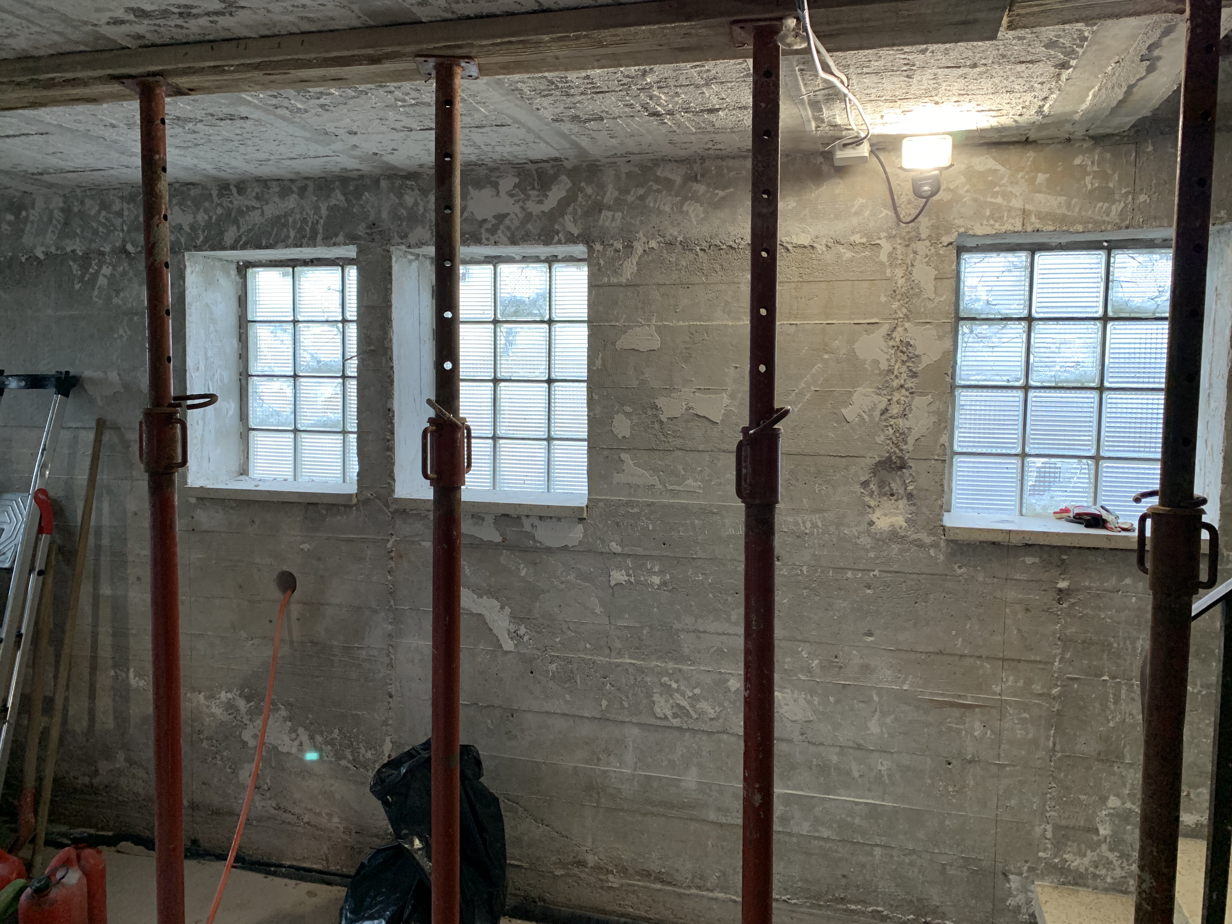 Faire Une Fenetre Dans Un Mur Porteur Prix je fait une ouverture sur un mur porteur qui est en béton