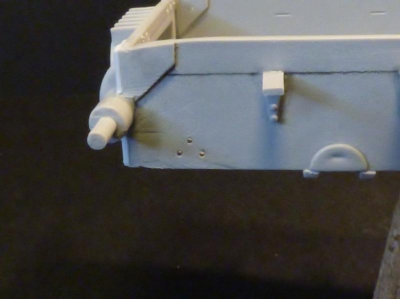 15 cm sFH.13/1 auf Geschutzwagen Lorraine-Schlepper Sd.Kfz. 135/1   RPM 1/35 ème  190218082534985007