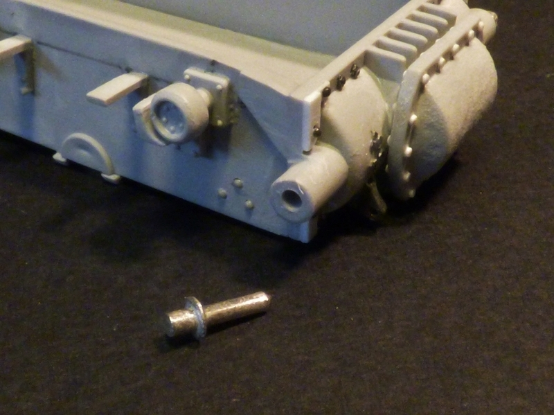 15 cm sFH.13/1 auf Geschutzwagen Lorraine-Schlepper Sd.Kfz. 135/1   RPM 1/35 ème  190218084404138527