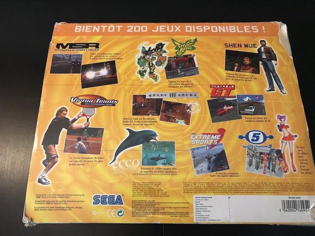 [EST] Pack SEGA Dreamcast 190218120808791482