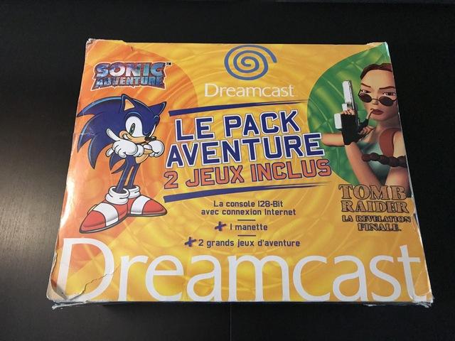 [EST] Pack SEGA Dreamcast 190218120846755203