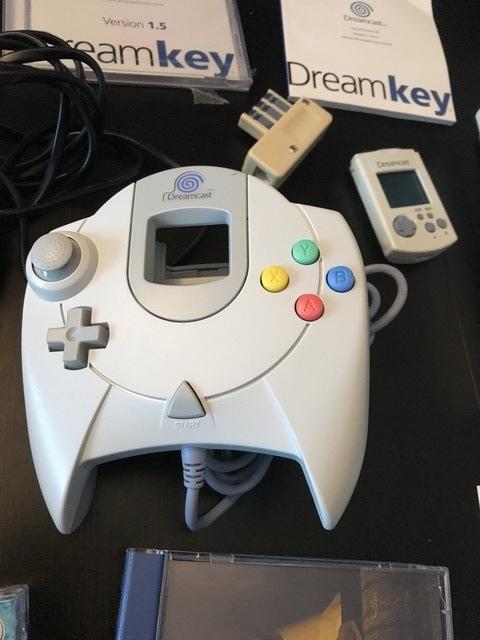 [EST] Pack SEGA Dreamcast 190218121013805354
