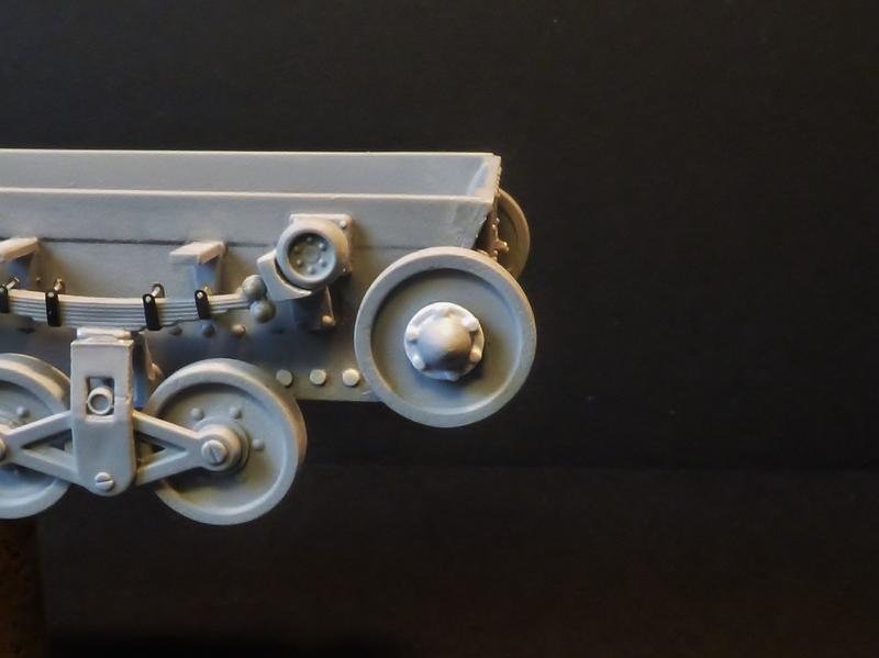 15 cm sFH.13/1 auf Geschutzwagen Lorraine-Schlepper Sd.Kfz. 135/1   RPM 1/35 ème  190219021432880859