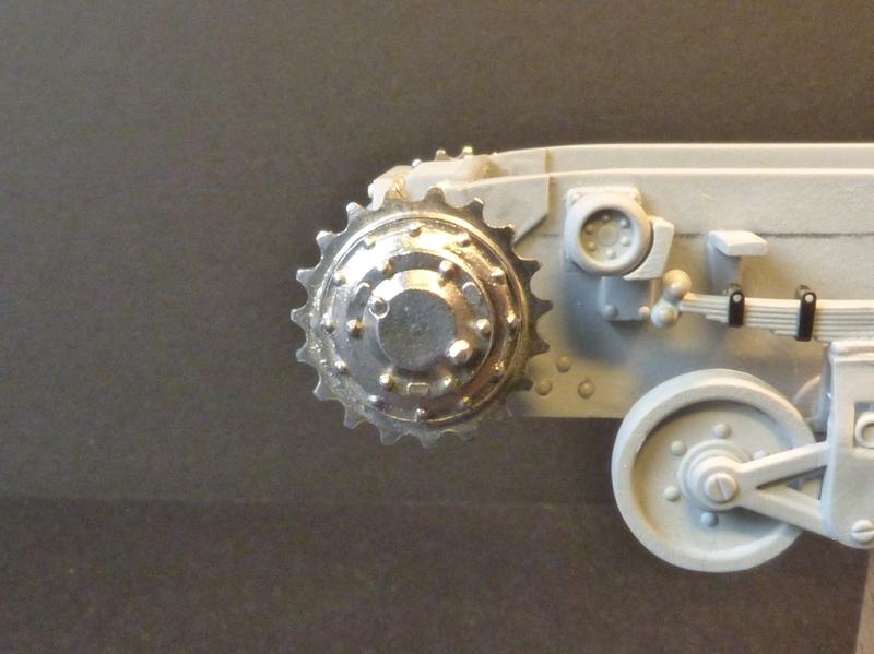 15 cm sFH.13/1 auf Geschutzwagen Lorraine-Schlepper Sd.Kfz. 135/1   RPM 1/35 ème  190219021435256747