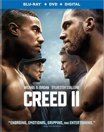Creed II (2018) poster image