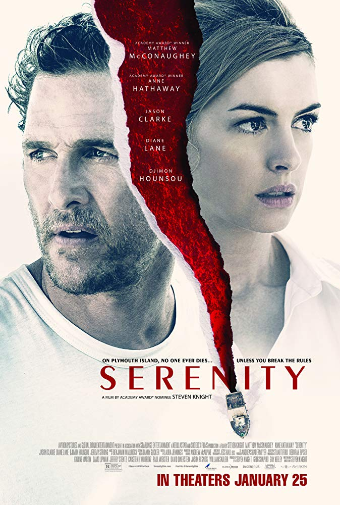 Serenity poster image