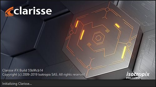 Isotropix Clarisse iFX v4.0 SP4c (Win MacOSX & Linux) X64-AMPED