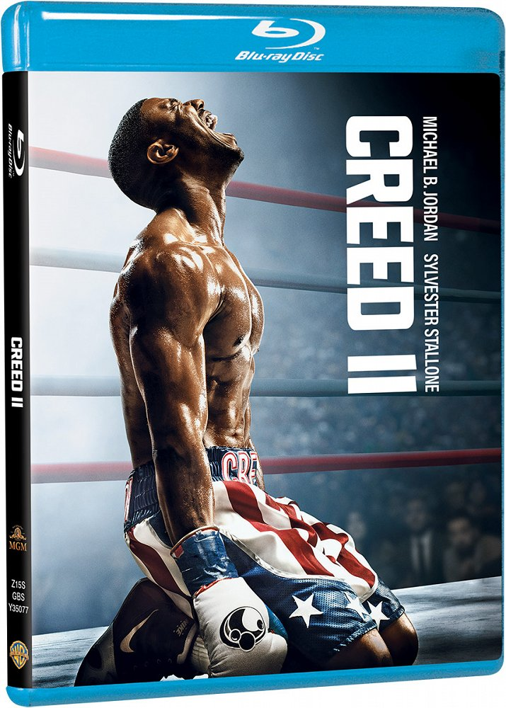 Creed II poster image