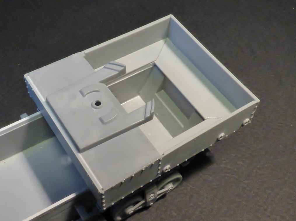 15 cm sFH.13/1 auf Geschutzwagen Lorraine-Schlepper Sd.Kfz. 135/1   RPM 1/35 ème  190222051739499703