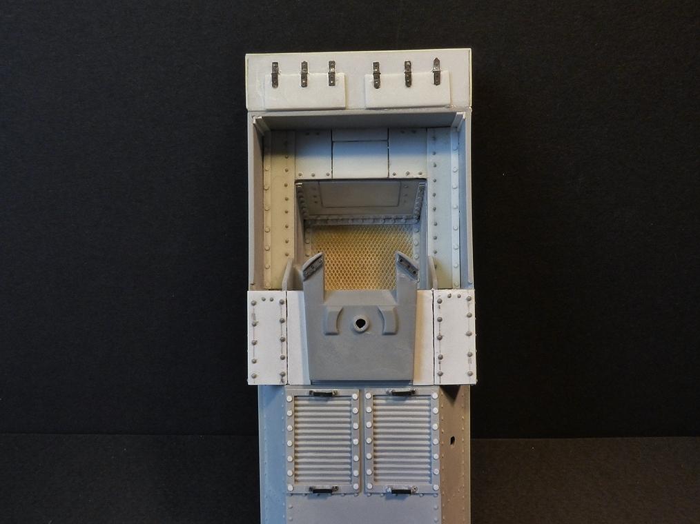 15 cm sFH.13/1 auf Geschutzwagen Lorraine-Schlepper Sd.Kfz. 135/1   RPM 1/35 ème  190222052957280815