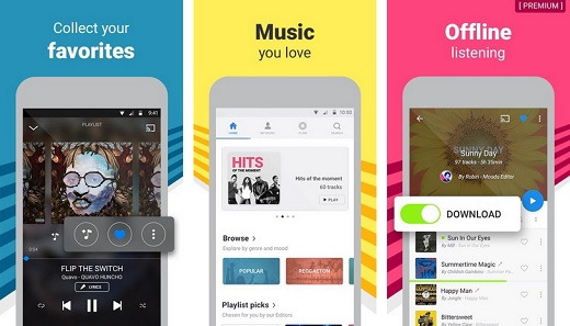 Deezer Music Player: Songs, Radio & Podcasts v6 1 2 102