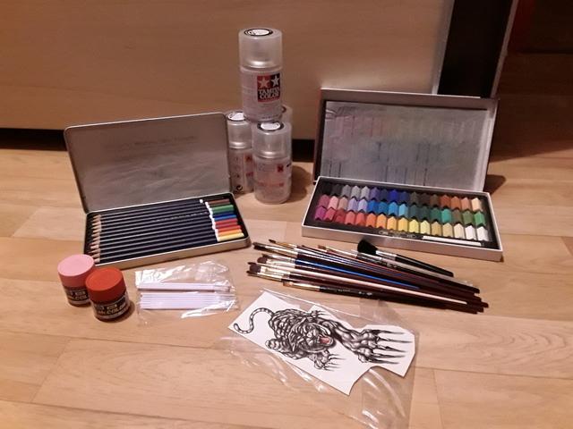 [V]Matériel make-up /accessoires déco...(news 23/02) 190223112050274581