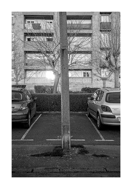 scan Parking impossible