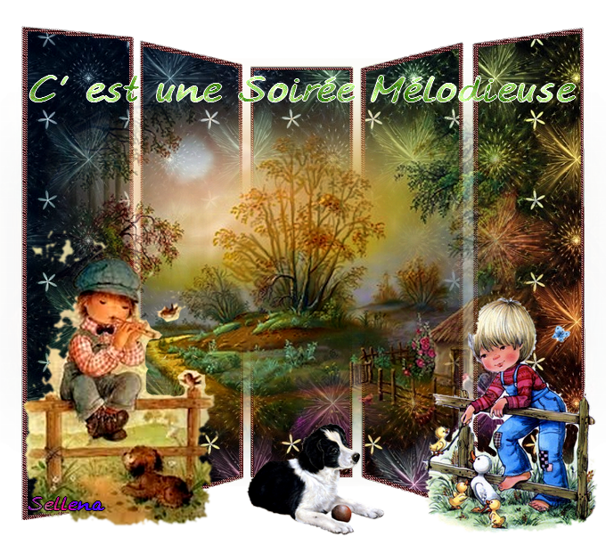 soiree melodieuse