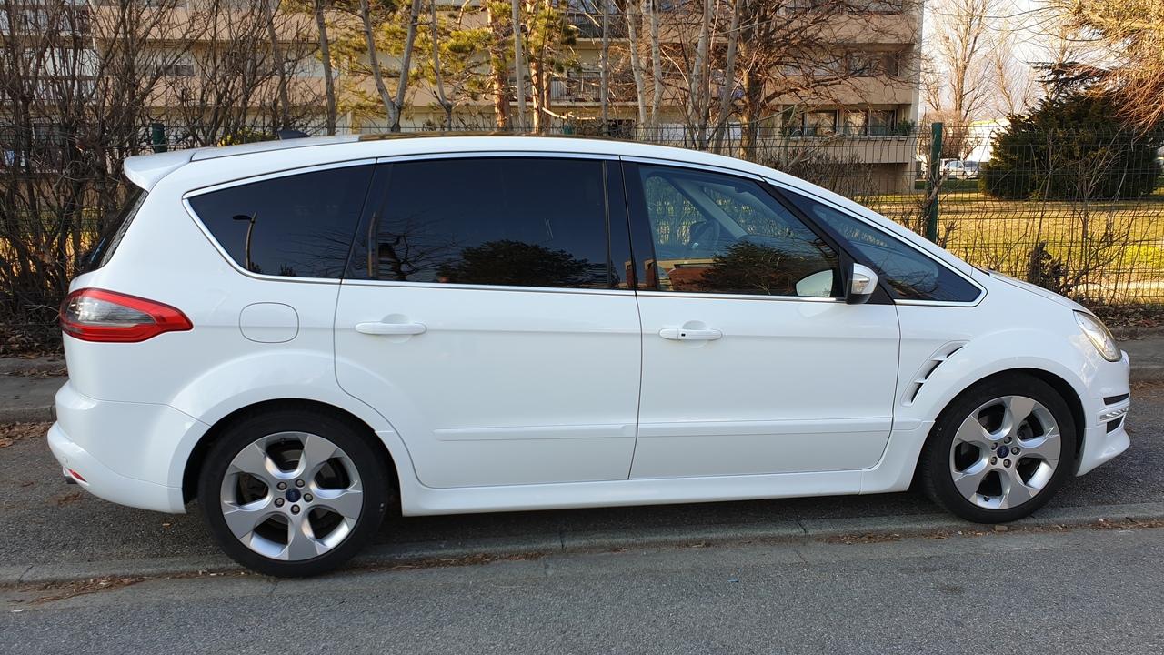 Vend Ford Smax 2.0 SCTI 203 ECOBOOST SPORT PLATINUM 190224071742352925