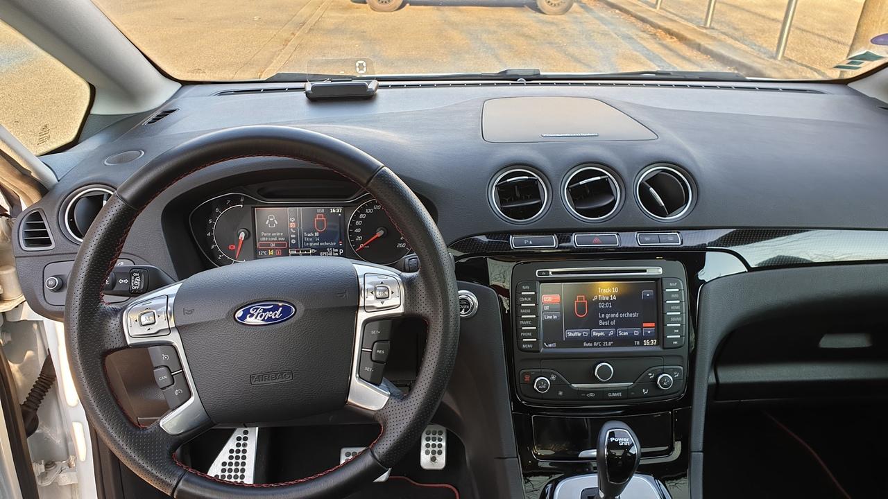Vend Ford Smax 2.0 SCTI 203 ECOBOOST SPORT PLATINUM 190224071824486159