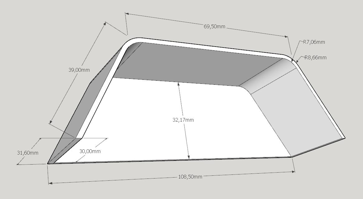 Garde Boue 3D et Passage de Roue 3D pour Scale et Crawler 1/10 190226100605706211