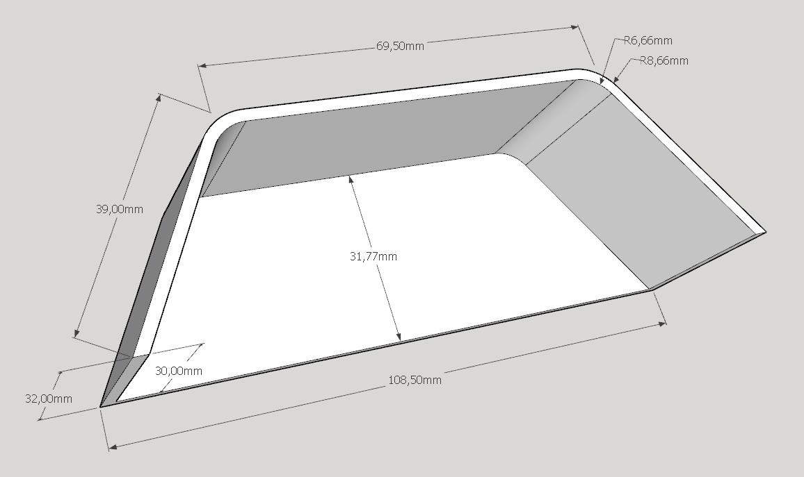 Garde Boue 3D et Passage de Roue 3D pour Scale et Crawler 1/10 190226110547192753